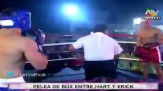 getlinkyoutube.com-COMBATE 16/10/14 MARIO HART vs ERICK SABATER PELEA DE BOX COMPLETO