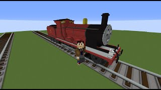 getlinkyoutube.com-Showcase Ep 008 - Red James from Thomas and Friends!!!