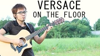 Versace on the Floor - Bruno Mars (fingerstyle guitar cover)