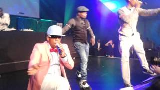 Bell Biv DeVoe Perform Do Me! at 2015 Art For Life Benefit