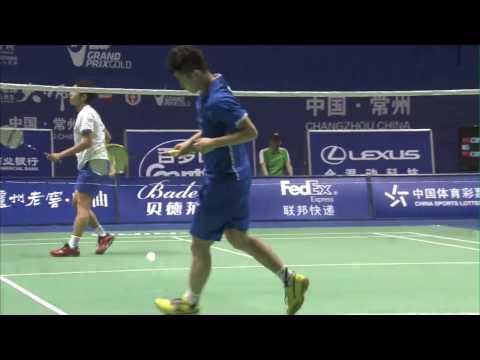 China Masters 2017 | Badminton F M5-MS | Qiao Bin vs Tian Houwei