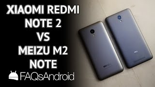 getlinkyoutube.com-Xiaomi RedMi Note 2 vs Meizu M2 Note: comparativa