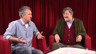 Stephen Fry & Mark Carwardine Interview