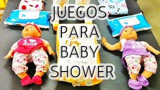 getlinkyoutube.com-10  Juegos para Baby Shower Muy Divertidos HD