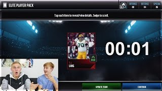 getlinkyoutube.com-CATCH PHRASE MADDEN! SO MANY LAST SECOND WINS! Madden Mobile