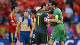 Euro 2012 Final Spain v Italy: The Eurozone with Ed Draper & Mina Rzouki