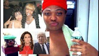 getlinkyoutube.com-Nicki Minaj  VS. Remy Ma...... Trump and the Transgenders & MORE!