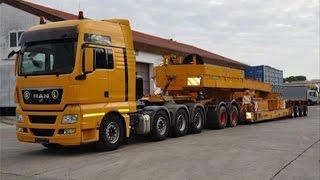 Euro Truck Simulator 2 - Man Tgx XXL 8X4