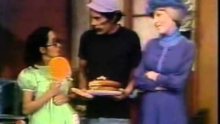 El Chavo del Ocho - Capítulo 115 Parte 2 - Los Insectos - 1975
