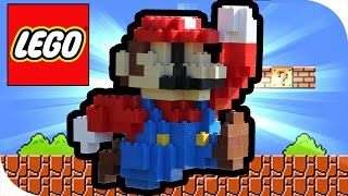 getlinkyoutube.com-My Lego 3-D Mario