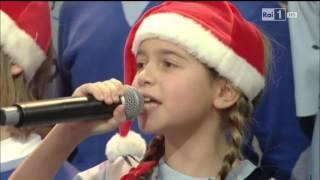 """getlinkyoutube.com-Un Natale d'Oro Zecchino - Jingle Bells - Piccolo Coro """"Mariele Ventre"""" dell'Antoniano"""