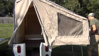 getlinkyoutube.com-Comparing Lightweight Tent Campers - Mini Mate and Easy Camper