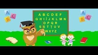 Alfabetul celor mici in lb romana