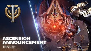 Skyforge - Ascension Bejelentés Trailer