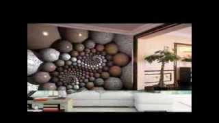 getlinkyoutube.com-ورق حائط ثلاثي الابعاد