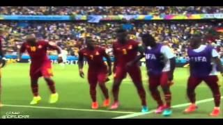 getlinkyoutube.com-Asamoah Gyan and World Cup   أسمواه جيان و كأس العالم