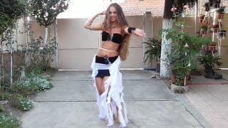 getlinkyoutube.com-Isabella Oriental Belly Dance | HD