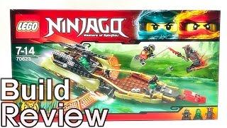 getlinkyoutube.com-[생방송] 레고 닌자고 70623 데스티니의 섀도우 조립 과정 리뷰 Lego Ninjago DESTINY's SHADOW Build Review