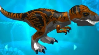 getlinkyoutube.com-LEGO Jurassic World (PS Vita) - Large Dinosaur Paddock 100% Guide