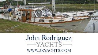 getlinkyoutube.com-Nauticat 33 MKII now sold by John Rodriguez Yachts