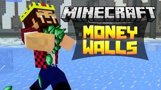 getlinkyoutube.com-ДЕНЕЖНЫЕ СТЕНЫ?! - Minecraft Money Walls (Mini-Game)