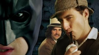 getlinkyoutube.com-Batman vs Sherlock Holmes. Epic Rap Battles of History Season 2.