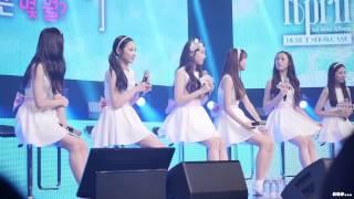 getlinkyoutube.com-150824 에이프릴 (April) 데뷔 쇼케이스 - Q & A