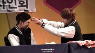 getlinkyoutube.com-[OPV] Namjoon x Seokjin - You & I, Amused { namjin }