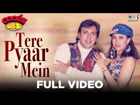 Smashing Hit Song -Tere Pyar Main Dil Deewana - Coolie No.1