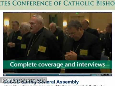 American Bishops meeting to discuss marriage  Ordinariates and assisted suicide