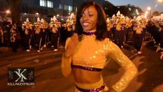 getlinkyoutube.com-Alcorn State University Marching Band @ the 2016 Endymion Parade