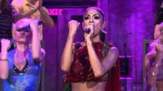 The Pussycat Dolls   Jai Ho Live Jimmy Fallon
