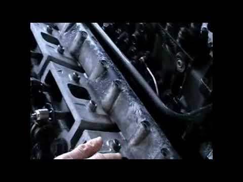 Ч. 10 Сборка двигателя Камаз 740.62. Виктор Илюшкин.