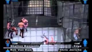 getlinkyoutube.com-Smackdown HCTP:  Elimination Chamber