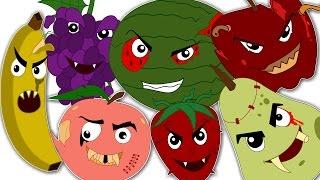 Fruits Song | Nursery Rhymes | Learn Fruits | Kids Rhymes