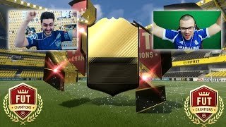 getlinkyoutube.com-AMAZING PULL IN ELITE 1 FUTCHAMPIONS REWARDS !!!! 2 X ULTIMATE TOTW PACK - FIFA 17 PACK OPENING