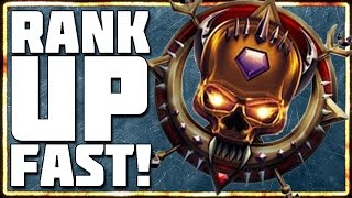 getlinkyoutube.com-RANK UP FAST in Black Ops 3! | How to Level Up Faster in BO3!