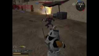 getlinkyoutube.com-Tatooine Dusk of War: Star Wars Battlefront Two Mods