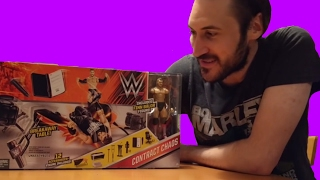 getlinkyoutube.com-CONTRACT CHAOS 2016 - WWE Mattel Playset Review & Unboxing