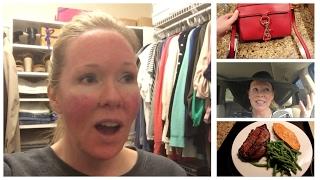 getlinkyoutube.com-VLOG: Treating AK, Jewelry Purge + Dinners