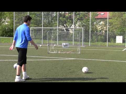 PERFECT SOCCER CURVES | DAVID BECKHAM FREEKICKS