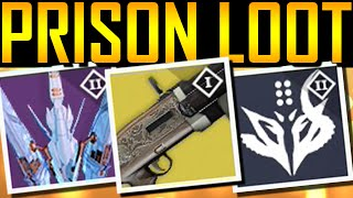 getlinkyoutube.com-Destiny - PRISON OF ELDERS LOOT!