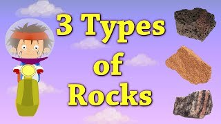 3 Types of Rocks | It's AumSum Time