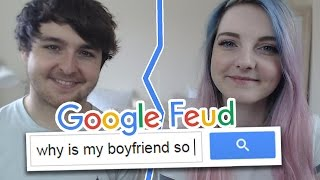 Guess the Google Search Challenge! | Google Feud