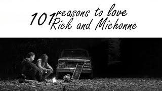 getlinkyoutube.com-101 reasons to love Rick and Michonne