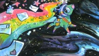 getlinkyoutube.com-Space Unicorn - Parry Gripp and Brianne Drouhard
