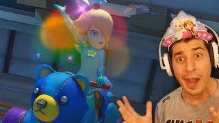 """""""POSTALI SMO PRINCEZA!!!""""-Mario Kart 8 part 22."""