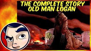 getlinkyoutube.com-Old Man Logan (Wolverine) - Complete Story