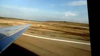 getlinkyoutube.com-Laser Airlines MD-81 Margarita - Maiquetia
