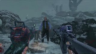 getlinkyoutube.com-INSANE ZOMBIES GUN MOD - Call of the Dead (Call of Duty: Black Ops Zombies)